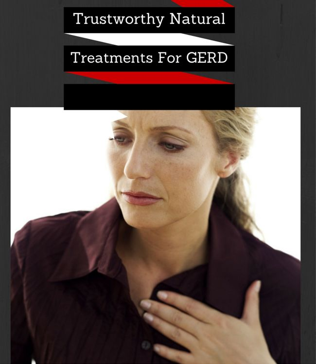 Natural Treatments For GERD | Remedies Corner