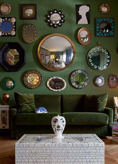 Ruy Teixeira; mirror collecting looks so fun