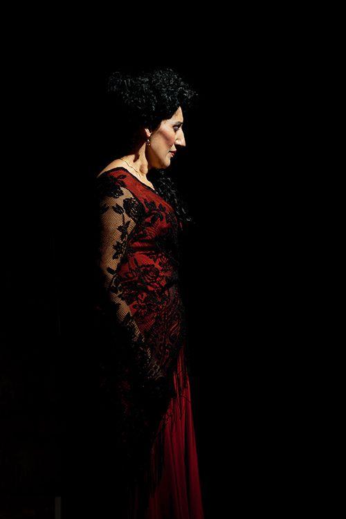 Yolanda Méndez, Programa ópera Viva 2013, Bogotá