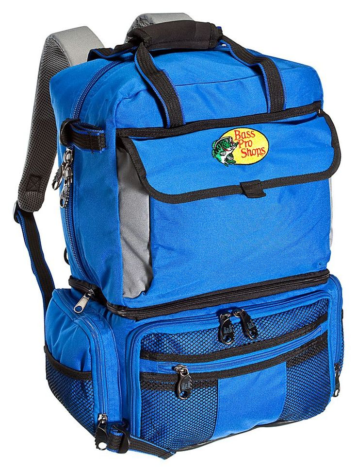 bass pro shops extreme qualifier 360 backpack or system