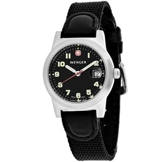 Wenger Women's 72926 Field Watch | Overstock.com Shopping - The Best Deals on Wenger Women's Watches