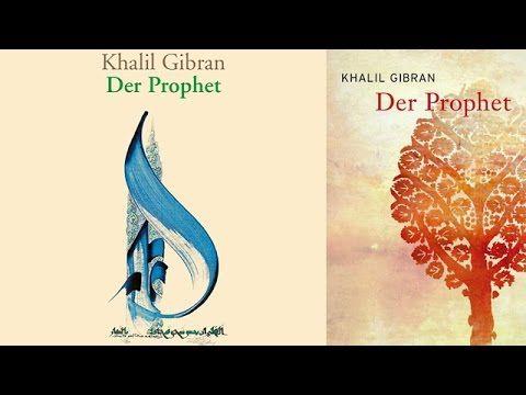 Hörbuch: Der Prophet von Khalil Gibran   Hörbuch Komplett   Deutsch