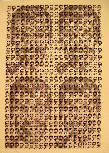 Mark McCloud, Church of the SubGenius Blotter Paper