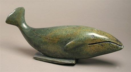 Whale - Manasie Maniapik