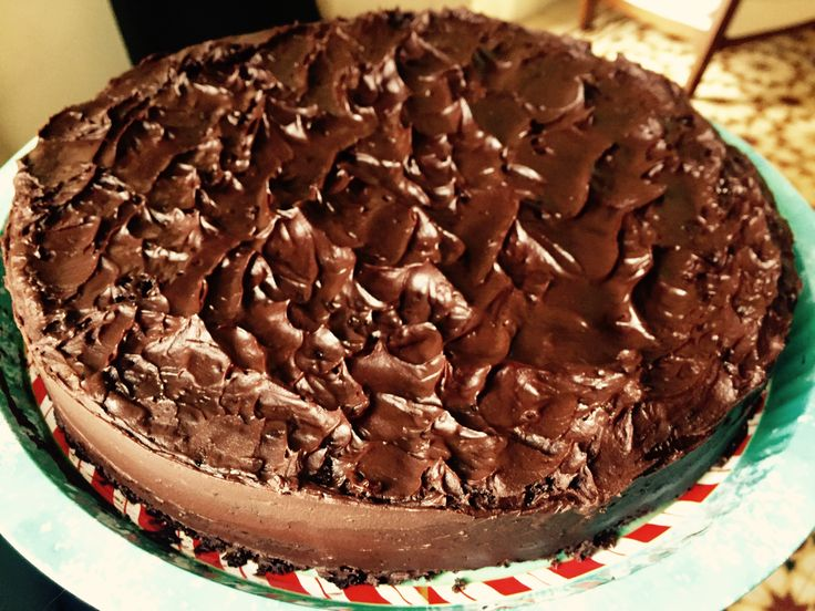 Traditional Chocolate Cake