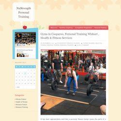 Best Personal Training Wishart, QLD | Visual.ly