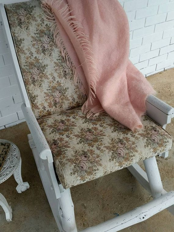 Check out this item in my Etsy shop https://www.etsy.com/au/listing/471761296/gorgeous-vintage-solid-rocking-chair