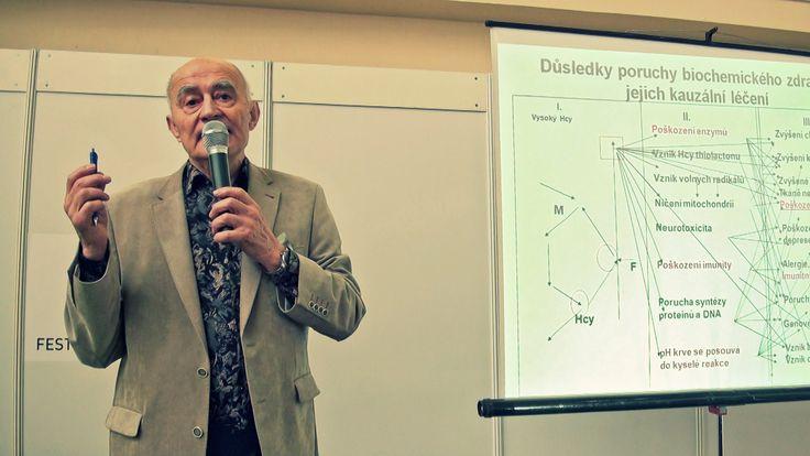 Tajemství civilizačních chorob - MUDr. Karel Erben (EVOLUTION 2015)