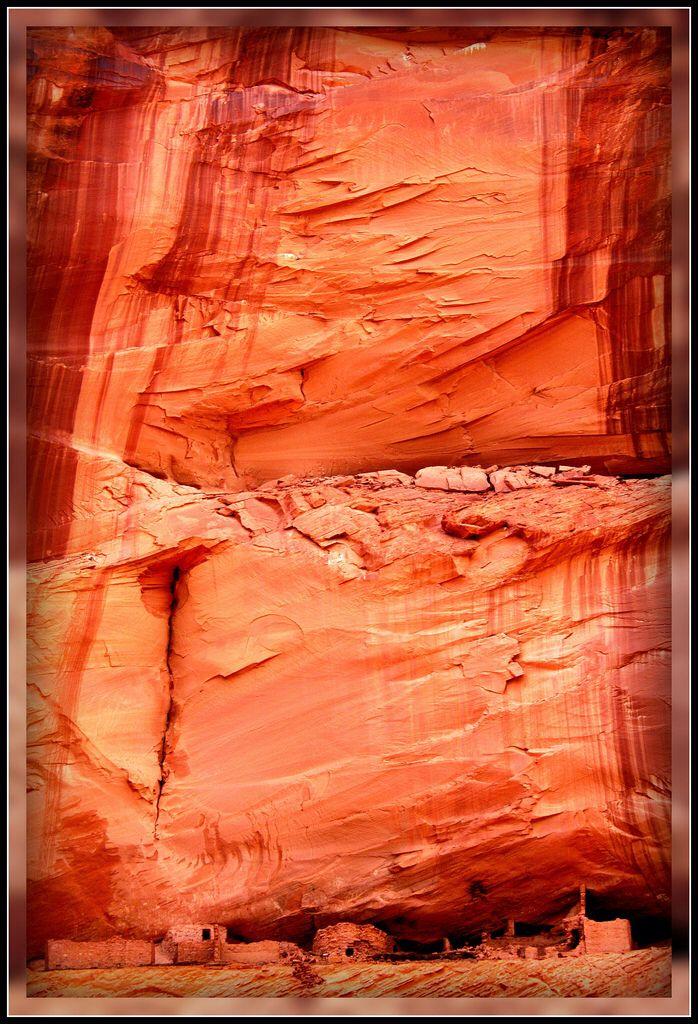 Canyon de Chelly - Reserve Navajo