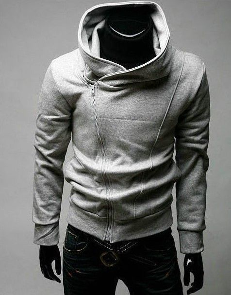 NEW Mens Slim Fit Sexy Top Designed Hoodies Jackets Coats h520 3Color 4Size   eBay I LOVE THIS!