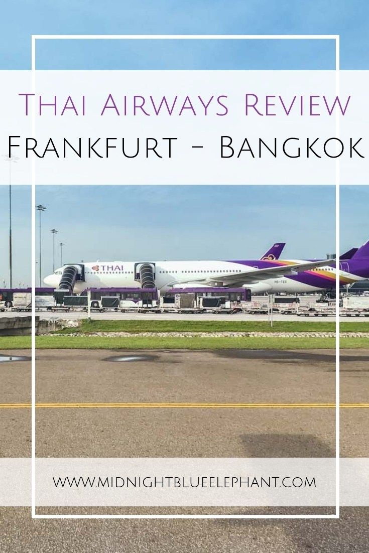 Thai Airways Review Not Another Business Class Review Thai Airways Thailand Travel Thai