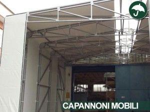 #capannoni #mobili in #pvc #piemonte vista interna  http://www.civert.it/capannoni-mobili-piemonte-settore-metalmeccanico/