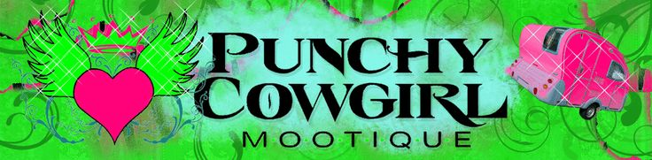 Punchy Cowgirl Mootique