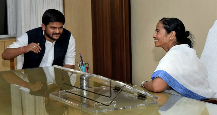 Hardik Patel calls Mamata Banerjee Lady Gandhi says will campaign for her in 2019 LS polls