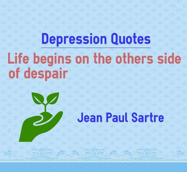 Sad Quotes About Depression: 17 Best Despair Quotes On Pinterest