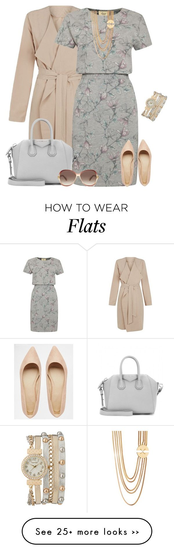 """outfit 2279"" by natalyag on Polyvore featuring Linea Weekend, ASOS, Rachel Zoe, Givenchy, maurices and Marc Jacobs"