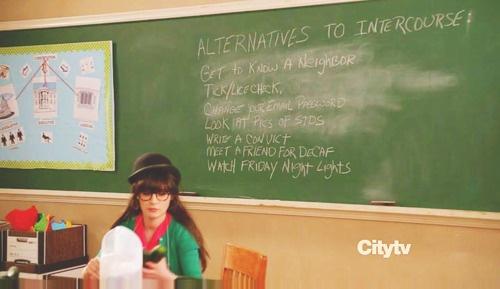 Alternatives to intercourse. Love New girl