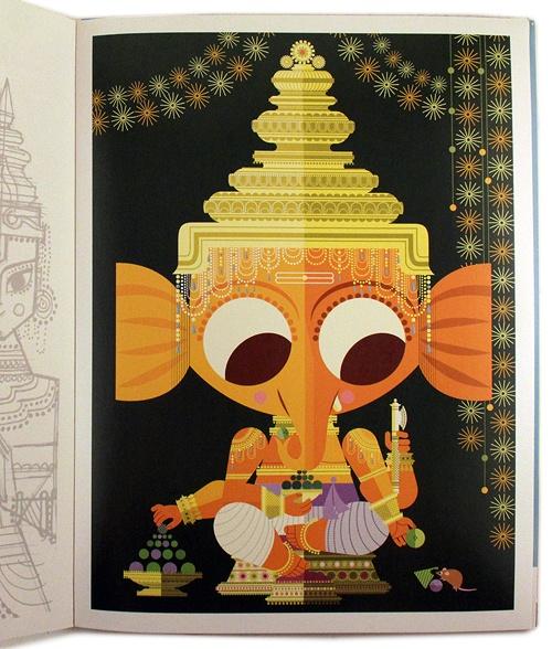 Sanjay Patel's super sweet Ganesha