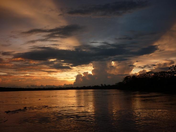 The Amazon, Peru