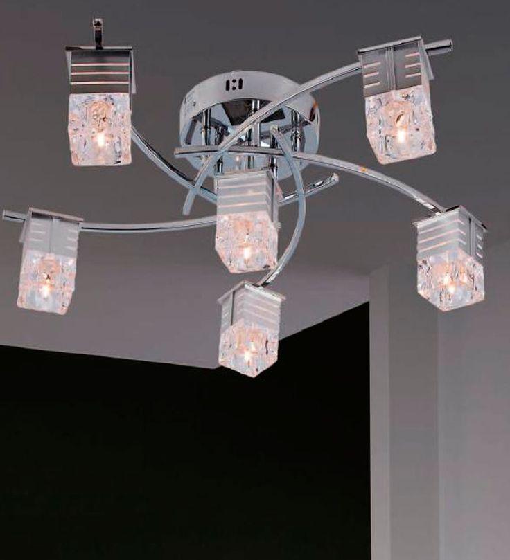Las 25 mejores ideas sobre lamparas led techo en pinterest - Lamparas bilbao ...