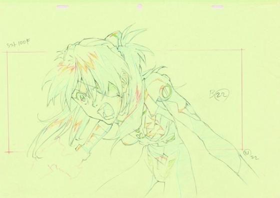 【ポスト宮崎】有名アニメ映画監督作品の原画を比べてみた結果www