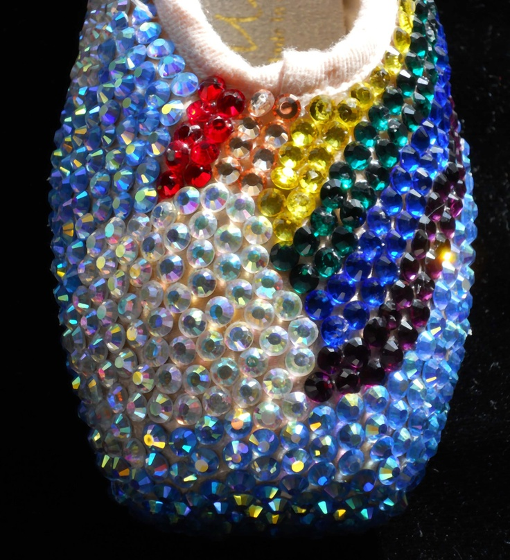 craft ideas with glitter 51 best images about pointe shoes of all kinds on 3976