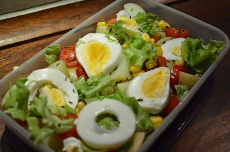 Jurnal de Dieta: Ziua 37: Pranz
