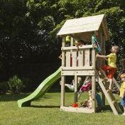 Παιδική Χαρά  Εξαρτήματα Παιδικής Χαράς  όργανα Παιδικής Χαράς  Παιχνίδια παιδικής χαράς  Ξύλινοι Πύργοι  Κούνιες  Τσουλήθρα Ξύλινη      Κατασκευή παιδικής χαράς σε πολύ σύντομο χρόνο.    Με τις οδηγίες συναρμολόγησης που  υπάρχουν στα κουτιά των υλικών μπορείτε να δημιουργήσετε ασφαλείς παιδικές χαρές χωρίς κανένα πρόβλημα.     Τα προϊόντα  ελέγχονται, δοκιμάζονται και εγκρίνονται κομμάτι κομμάτι, από την TÜV NORD CERT GmbH, η Αρχή στον τομέα του ελέγχου εξοπλισμού παιδικής χαράς.