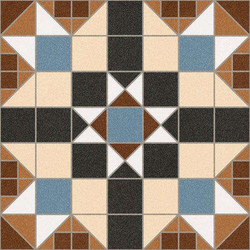 BARNET: Dorset Marron - 31'6x31'6cm.   Pavimento - Gres   VIVES Azulejos y Gres S.A.
