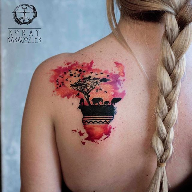best 25 africa tattoos ideas on pinterest african tattoo african queen tattoo and africa symbol. Black Bedroom Furniture Sets. Home Design Ideas