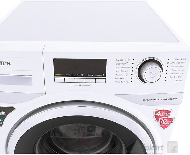 IFB 8.5 kg Fully Automatic Front Load Washing Machine Price in India - Buy IFB 8.5 kg Fully Automatic Front Load Washing Machine online at Flipkart.com
