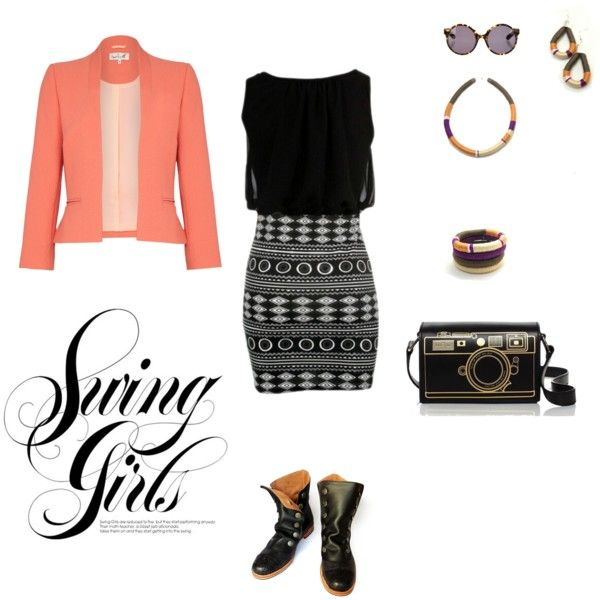 Spring Part II by bestia-wer on Polyvore featuring moda, Damsel in a Dress and Proenza Schouler