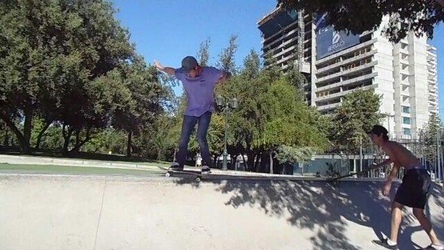 Las condes skatepark