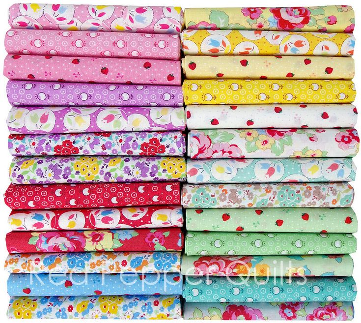 Retro 30's Child Smile 2016 - Lecien Fabrics | © Red Pepper Quilts