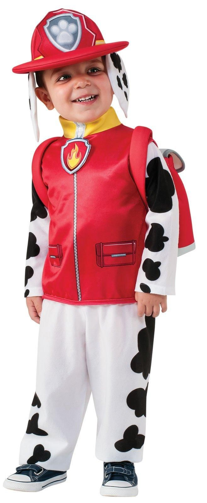 Paw Patrol - Marshall Toddler/Child Costume from Buycostumes.com