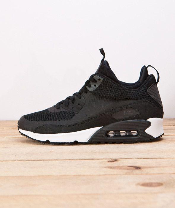 Nike-Air Max 90 Sneakerboot [616314-002] | KATEGORIE \ BUTY \ SPORTOWE