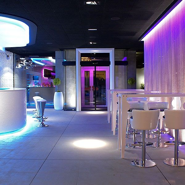 B&B lounge bar en Viveiro/Lugo