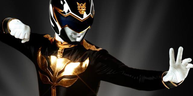 New 'Power Rangers' Movie Casts Black Ranger