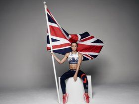 Stella McCartney just revealed her designs for the Great Britain Olympics Team for Rio 2016.
