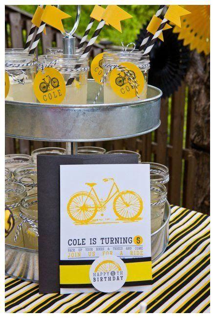 Bella Fiore Decoração de Eventos: Festa Tema Bicicleta