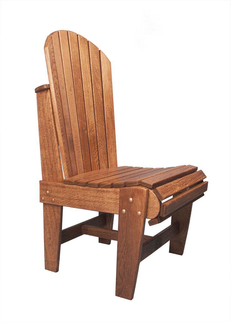 Магазин мастерской садовой мебели Handcrafted Adirondack Furniture