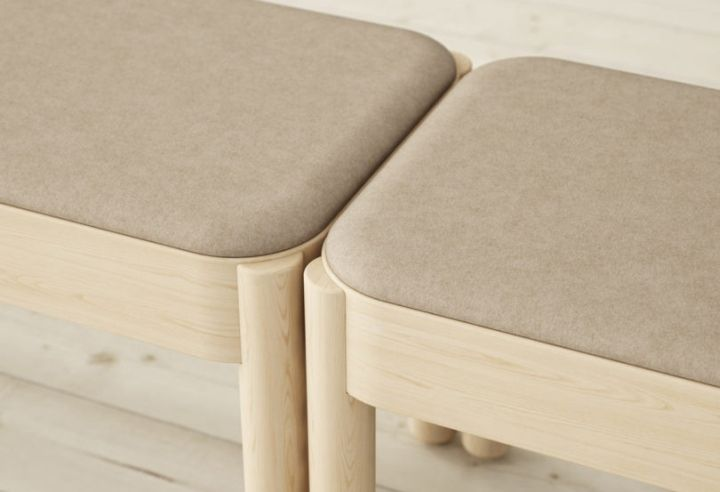 Wakufuru collection by Johan Kauppi for Glimakra of Sweden » Retail Design Blog