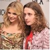 Rory Culkin and Chloë Grace Moretz at event of Hick