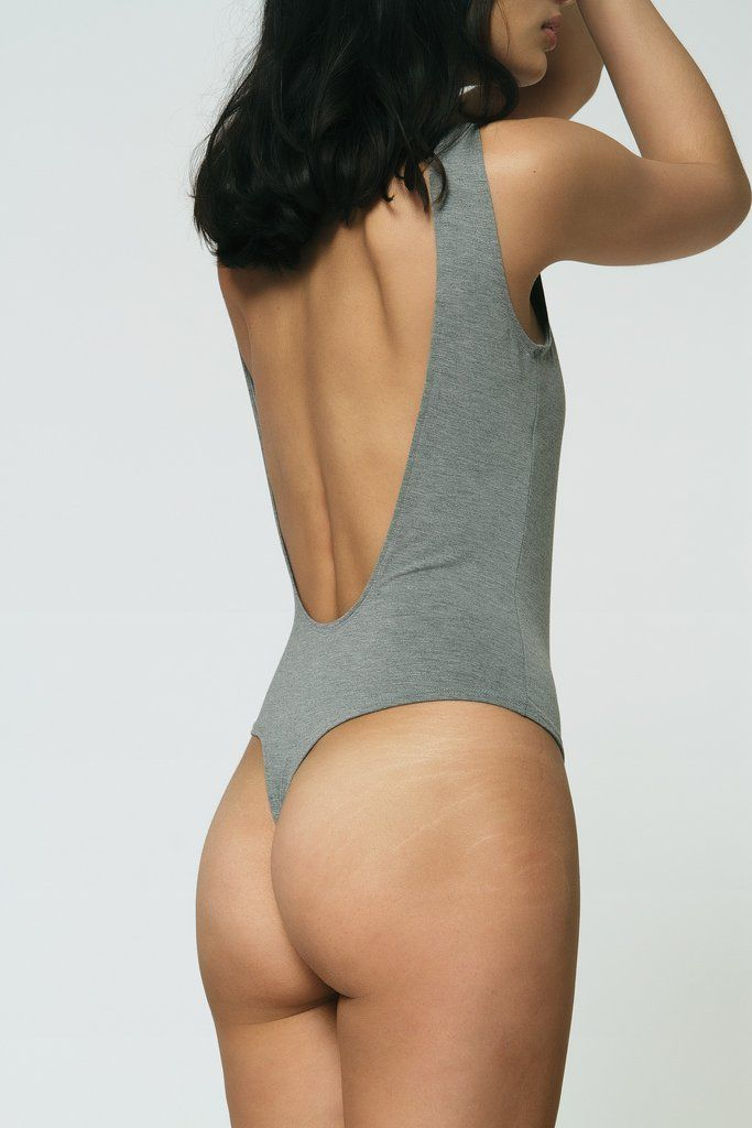 Backless Thong Bodysuit