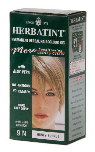 Herbatint Hair Color, 9N Honey Blonde, 4 Fluid Ounce - http://essential-organic.com/herbatint-hair-color-9n-honey-blonde-4-fluid-ounce/