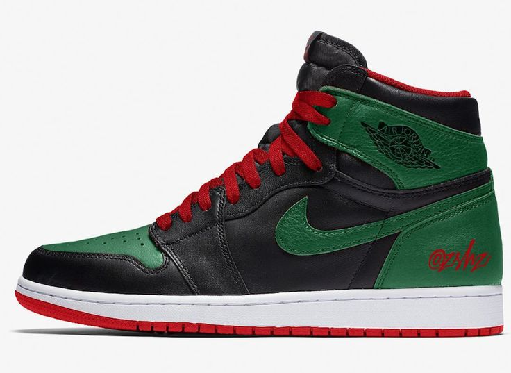 "Air Jordan 1 Retro High OG ""Pine Green"" Where To Buy"