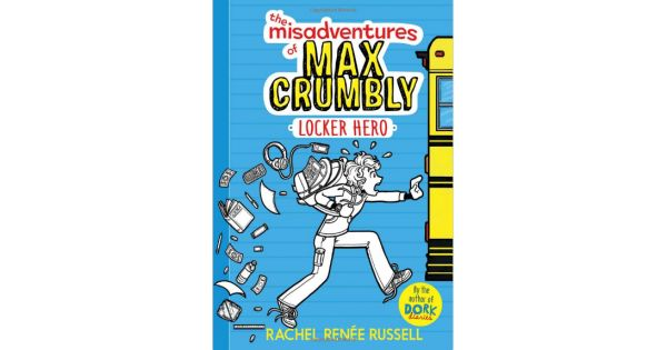 Fun middle school adventure perfect for reluctant readers. Read Common Sense Media's The Misadventures of Max Crumbly 1: Locker Hero review, age rating, and parents guide.