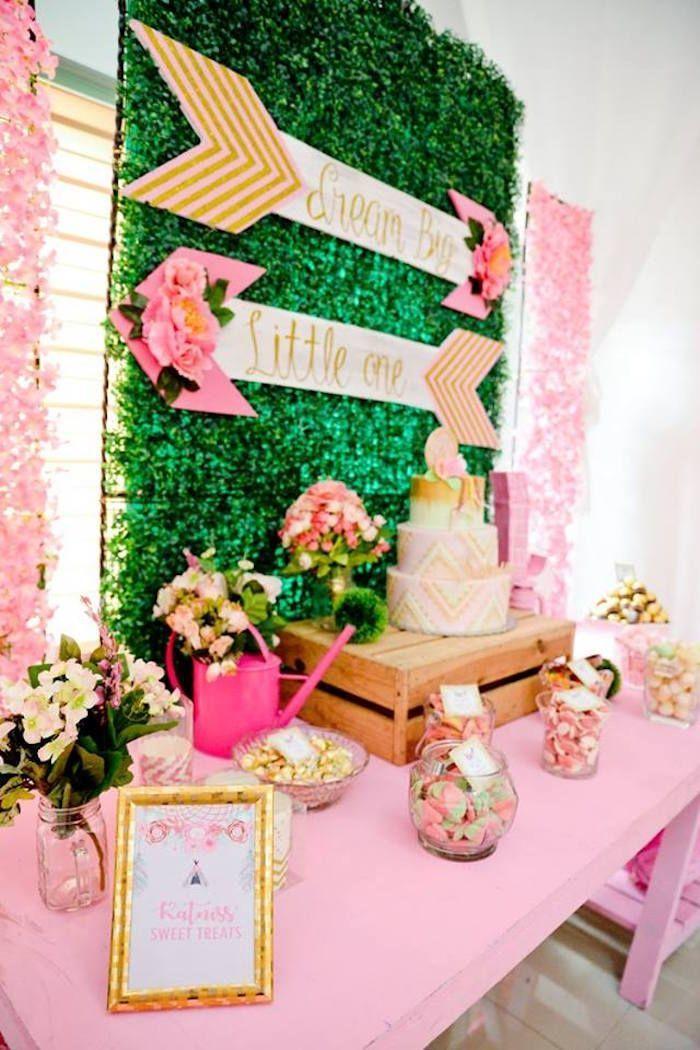 20 Diy Birthday Decoration Ideas To Delight The Guest Of Honor Boho Birthday Party Diy Birthday Decorations Coachella Birthday