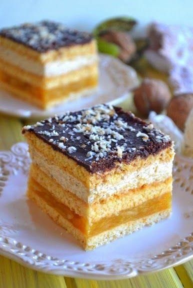 """Ciasto ,, Kruszynka"""" z przepisu siostry Anastazji"""