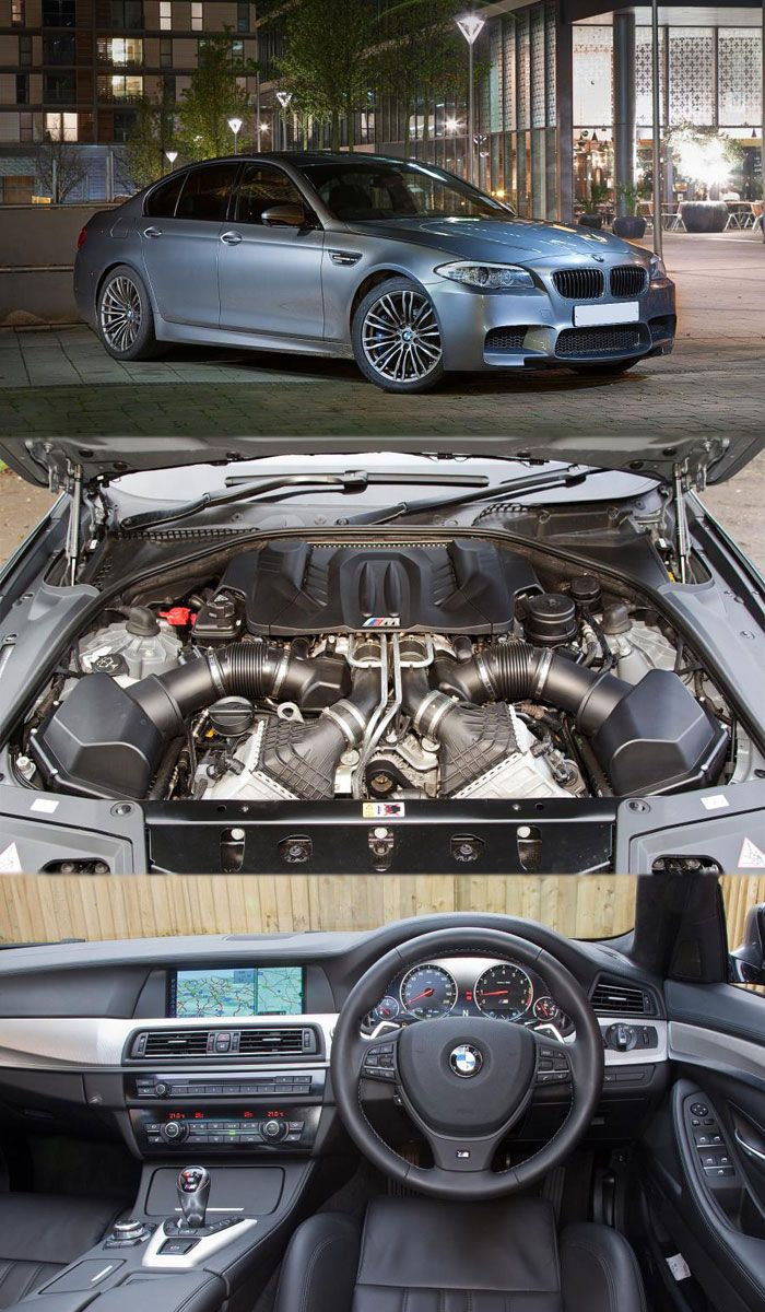 Which is the most powerful bmw 5 series engine https www